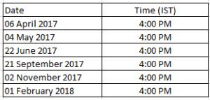 Date Schedule_Final