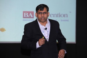KINGSHUK BANERJEE Presenting at BAC 2016